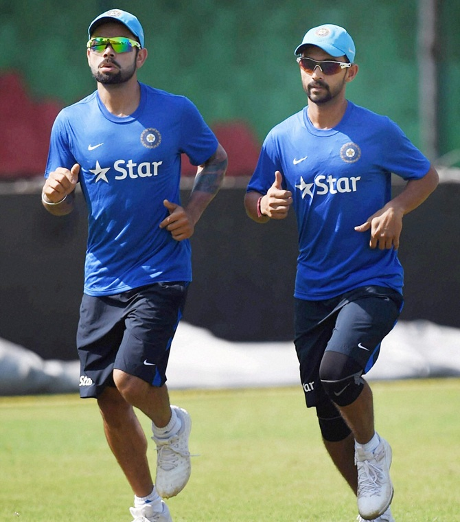 केपटाउन टेस्ट से पहले कप्तान विराट कोहली की इस खासियत के मुरीद हुए अजिंक्य रहाणे, मीडिया के सामने बांधे तारीफों के पुल 3