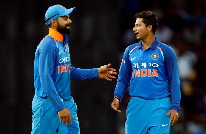 प्रेस कॉन्फ्रेंस में कुलदीप ने कोहली व शास्त्री को नहीं बल्कि इन दो विदेशी खिलाड़ियों को दिया अपनी शानदार गेंदबाजी का पूरा श्रेय 17