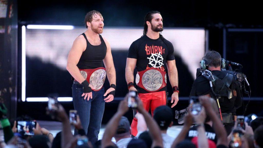 नो मर्सी  के खत्म होने के बाद कुछ इन स्टोरीलाइन के साथ नजर आ सकते हैं आपके चहेते WWE स्टार्स 3