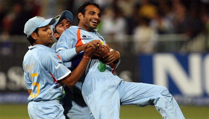 उस समय के कोच लालचंदराजपूत ने किया बड़ा खुलासा, इस वजह से हरभजन को छोड़ धोनी ने कराया था जोगिन्दर शर्मा से टी-20 विश्वकप फाइनल का आखिरी ओवर 2