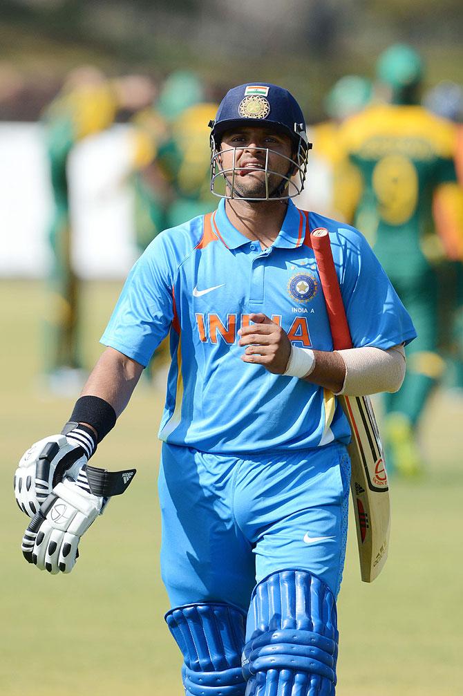 रणजी ट्रॉफी अपडेट : रैना और गंभीर में से एक खिलाड़ी रणजी ट्रॉफी में चमका तो दूसरा बुरी तरीके से हुए फ्लॉप 5