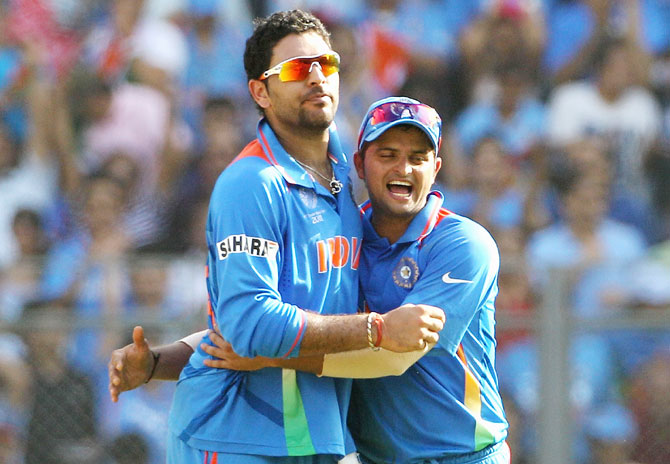 युवराज और रैना की वापसी पर खुलकर बोले वीरेंद्र सहवाग, क्या होगी भारतीय टीम में दोनी की वापसी 1