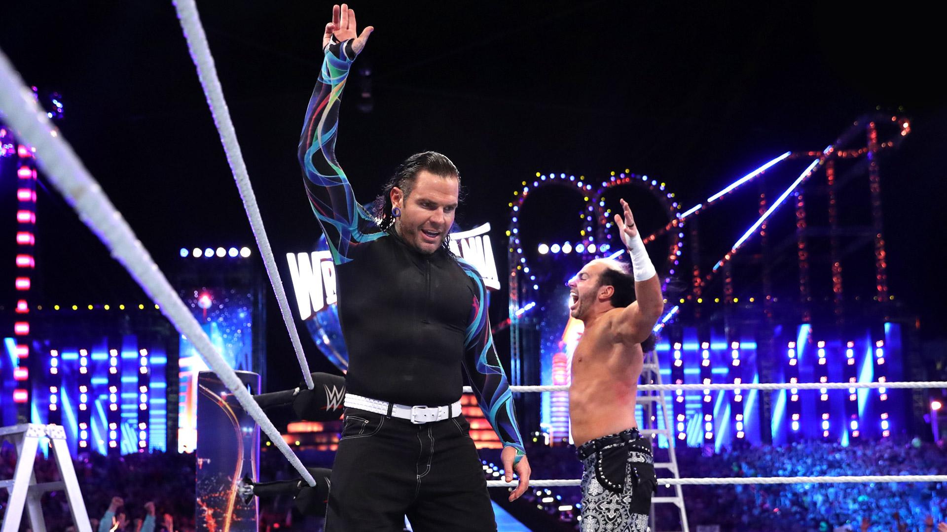 WWE NEWS: हार्डी बॉयज से डरकर मिज़ ने की थी उन्हें अपनी टीम में शामिल करने की कोशिश, मिला ऐसा जवाब जो हर WWE फैन जानना चाहेगा 1