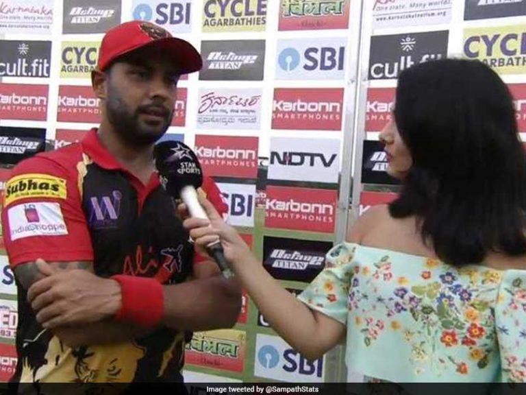 कोलकाता वनडे के दौरान मयंती लैंगर ने पहन ली ऐसी ड्रेस की एक यूजर्स ने कर डाला भद्दा कमेन्ट, मयंती ने भी दिया करारा जवाब 5