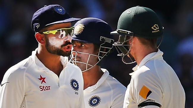 सुनील गवास्कर ने ऑस्ट्रेलिया टीम को किया आगाह कहा कोहली के खिलाफ मत करना स्लेजिंग, नहीं तो... 5