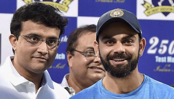 सौरव गांगुली ने इन 6 मौजूदा भारतीय क्रिकेटरों को बताया अपना पसंदीदा क्रिकेटर 1