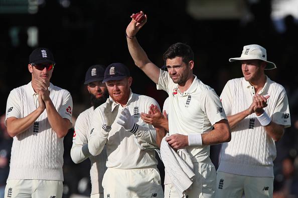 टेस्ट क्रिकेट में 500 विकेट का कीर्तिमान हासिल करने वालें जेम्स एंडरसन हुए भावुक नम आँखों से कही ये दिल छू लेने वाली बात 1
