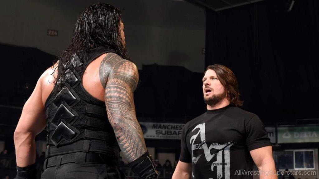 WWE NEWS: रोमन रेन्स ने जॉन सीना को नहीं बल्कि इस रेस्लर को बताया अपना फेवरेट प्रतिद्वंदी 4