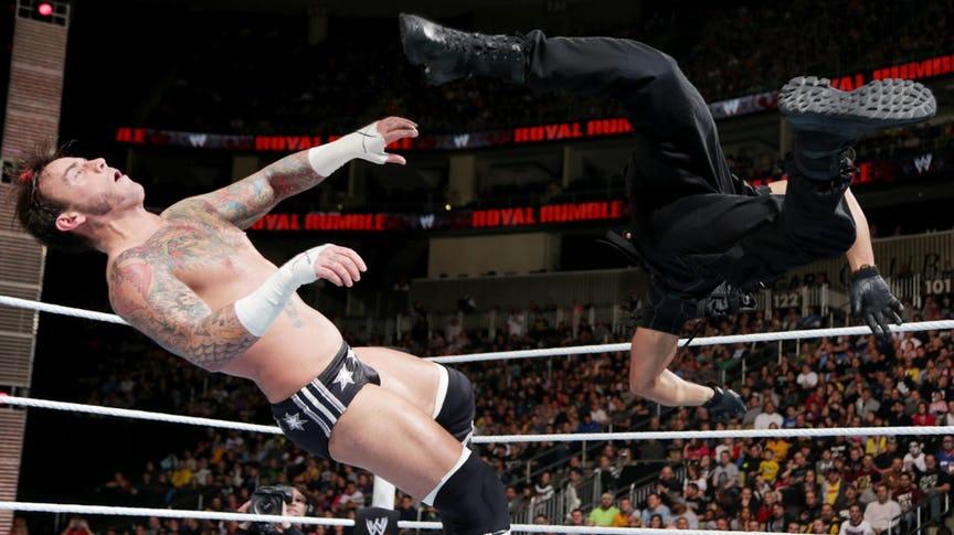 PHOTO: ये हैं WWE रेस्लरो की वो तस्वीरें जो उनके अंतिम मैच के समय ली गयी, 7 वीं तस्वीर देख हो जायेंगे भावुक 7