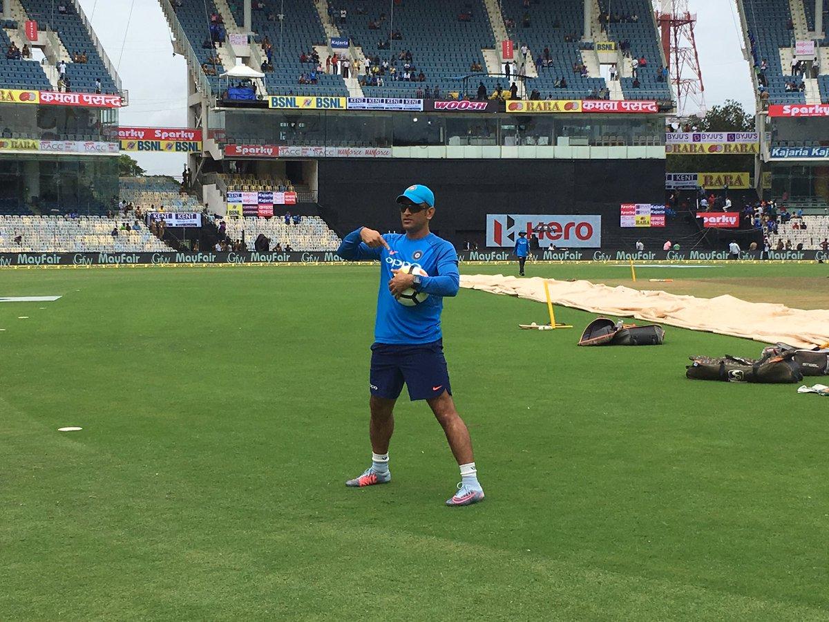 टॉस रिपोर्ट- भारतीय टीम ने टॉस जीतकर पहले बल्लेबाजी करने का निर्णय लिया 3