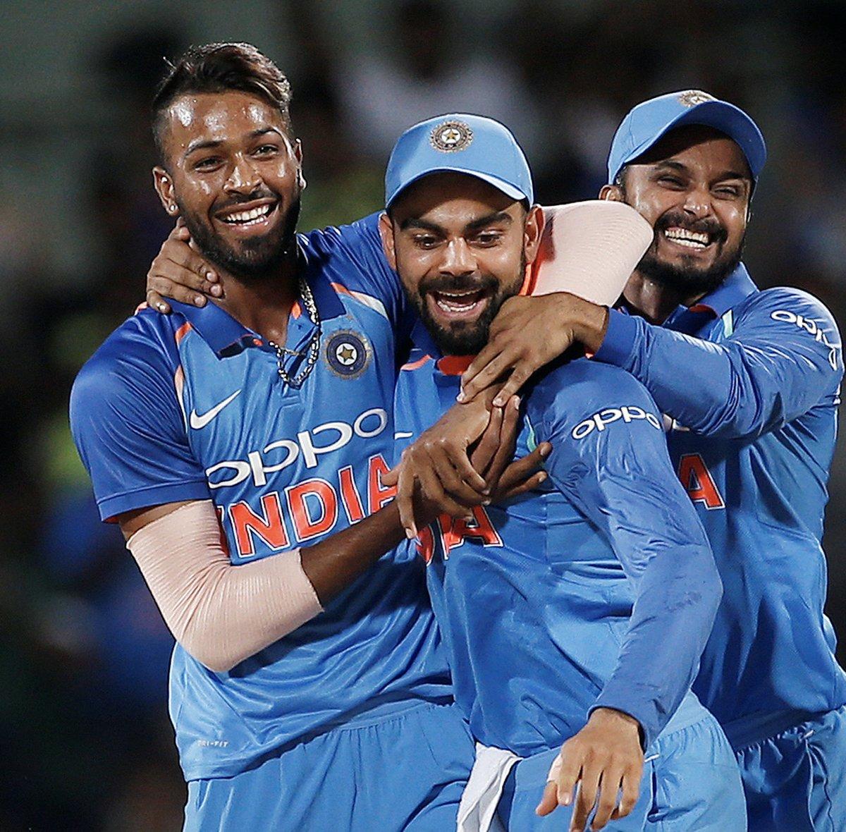 पहले बल्लेबाजी और फिर गेंदबाजी में शानदार प्रदर्शन के बाद वीरेंद्र सहवाग ने हार्दिक पांड्या को दिया ये नाम 5