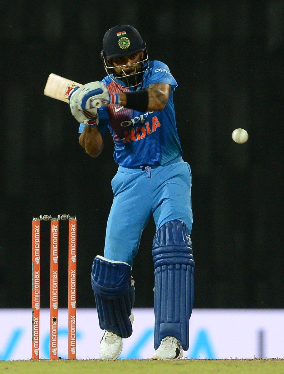 T20I में लक्ष्य का पीछा करते हुए सबसे ज्यादा रन बनाने वाले खिलाड़ी बने विराट कोहली, दिग्गजों को छोड़ा पीछे... 1