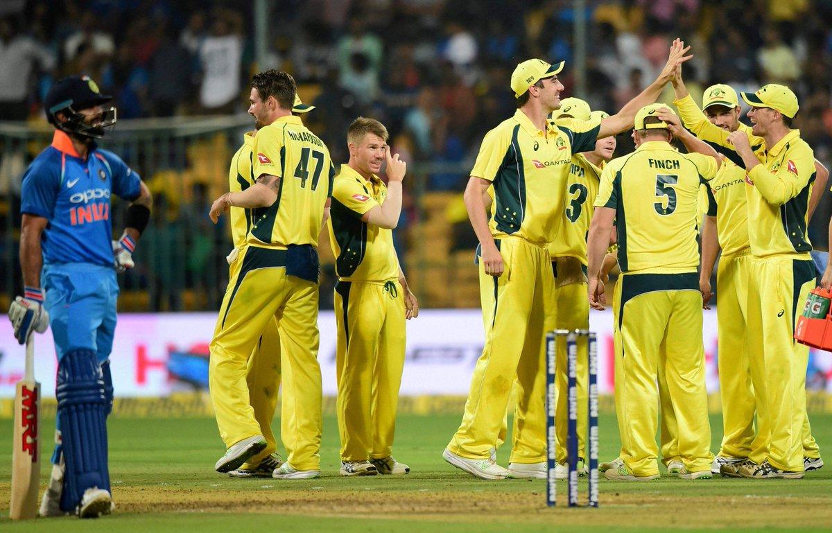 INDvAUS: नागपुर वनडे: ऑस्ट्रेलिया ने टॉस जीता पहले बल्लेबाजी करने का फैसला किया, टीम में हुए बड़े बदलाव 2