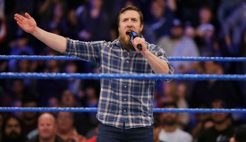 डेनियल ब्रयान का WWE के साथ कॉन्ट्रैक्ट खत्म होने की डेट आई सामने, दूसरी कंपनी करेंगे ज्वाइन 2