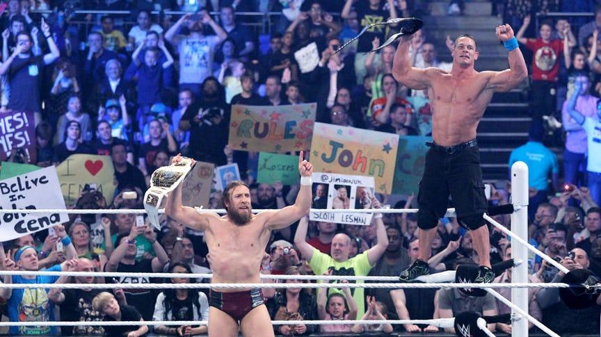 PHOTO: ये हैं WWE रेस्लरो की वो तस्वीरें जो उनके अंतिम मैच के समय ली गयी, 7 वीं तस्वीर देख हो जायेंगे भावुक 3