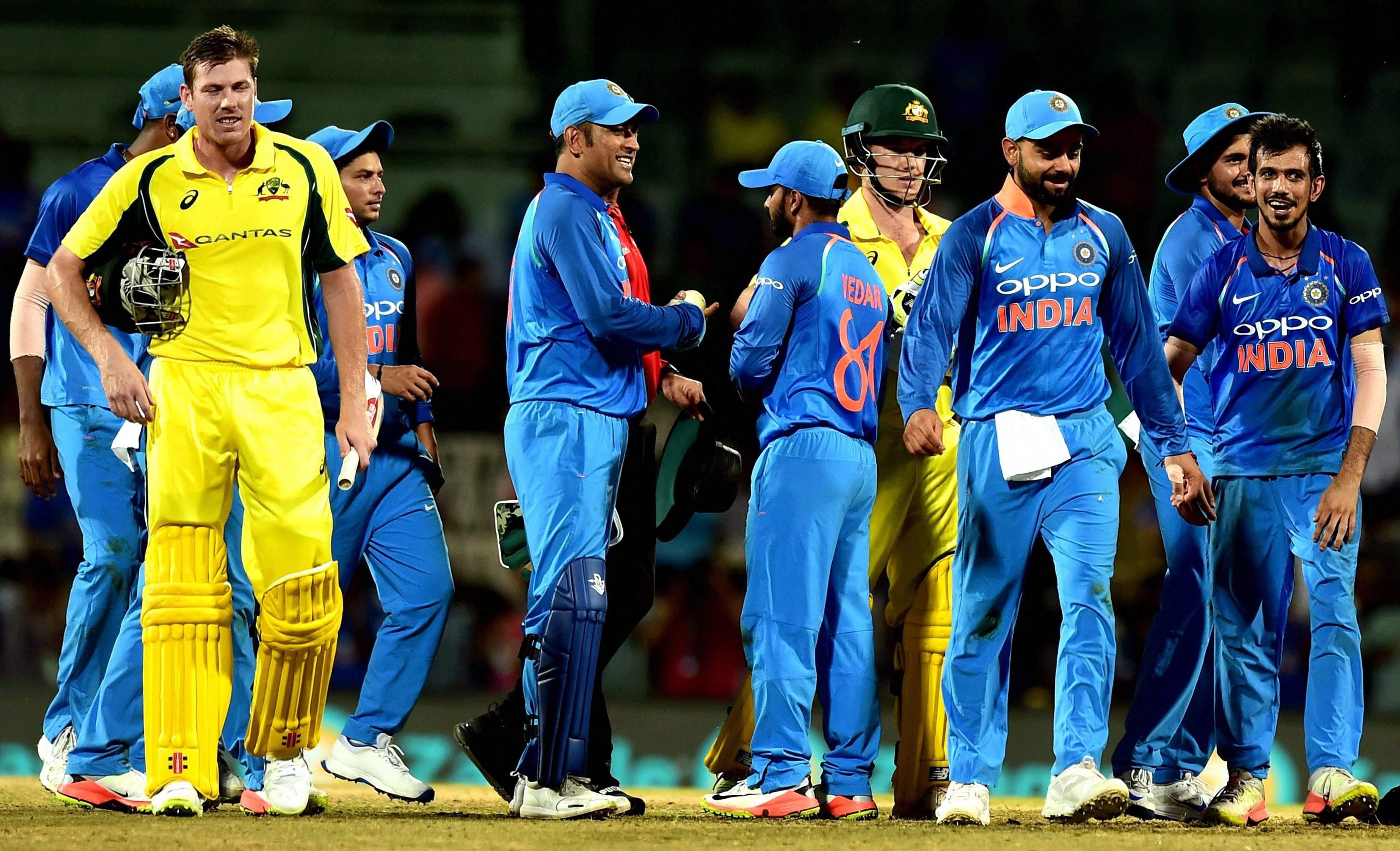 ऑस्ट्रेलिया के खिलाफ पहला मैच भले ही भारत ने जीता हो, लेकिन यहाँ दोनों टीमों को मिलेंगे एक-एक अंक 41