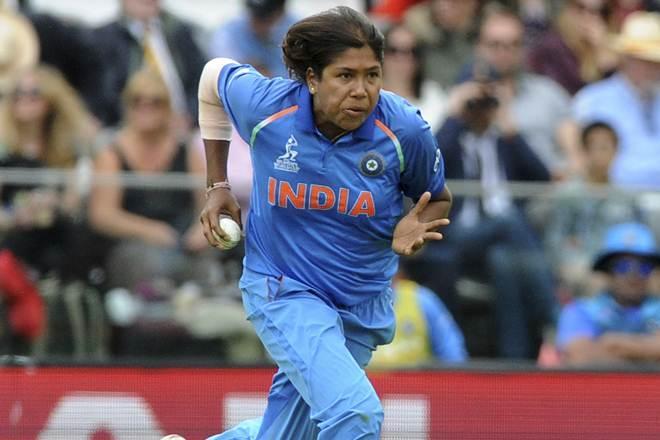 रिकॉर्ड- भारतीय महिला क्रिकेट की सबसे अनुभवी खिलाड़ी झूलन गोस्वामी ने किया वो कारनामा जो अब से पहले नहीं कर सका कोई भी खिलाड़ी 3