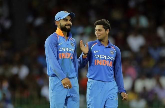 अश्विन और जडेजा को वनडे और टी-20 से बाहर करने के बाद इन दोनों के लिए ये क्या कह गये कुलदीप यादव 4