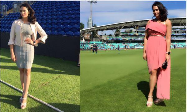 कोलकाता वनडे के दौरान मयंती लैंगर ने पहन ली ऐसी ड्रेस की एक यूजर्स ने कर डाला भद्दा कमेन्ट, मयंती ने भी दिया करारा जवाब 1