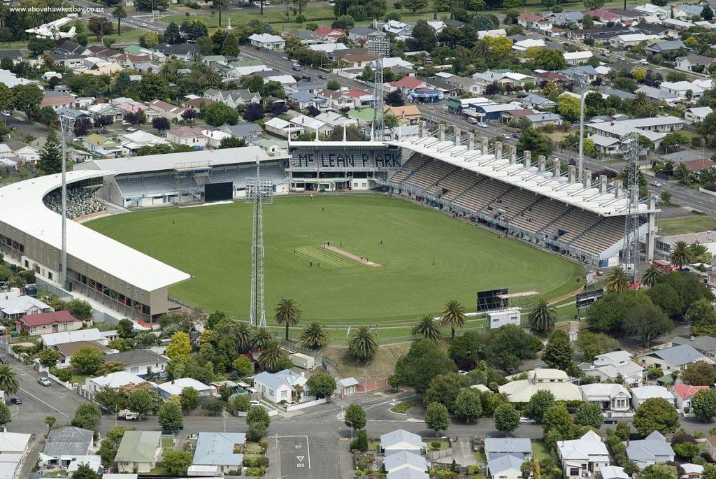 इंग्लैंड-न्यूजीलैंड के बीच होने वाला नेपियर वनडे मैच इस अजीब सी दुविधा के कारण दूसरे मैदान में करना पड़ा ट्रांसफर 5