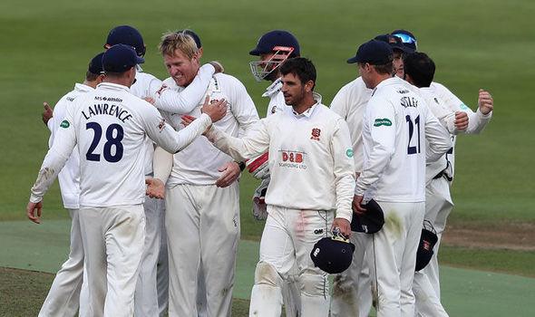 एसेक्स क्रिकेट क्लब ने जीता काउंटी चैम्पियनशिप का ताज 1
