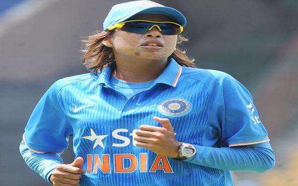 रिकॉर्ड- भारतीय महिला क्रिकेट की सबसे अनुभवी खिलाड़ी झूलन गोस्वामी ने किया वो कारनामा जो अब से पहले नहीं कर सका कोई भी खिलाड़ी 2