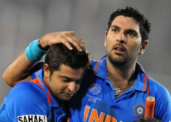युवराज और रैना की वापसी पर खुलकर बोले वीरेंद्र सहवाग, क्या होगी भारतीय टीम में दोनी की वापसी 4
