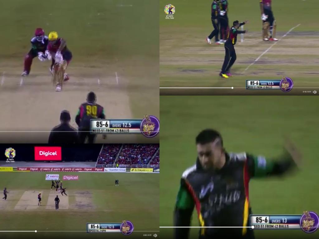 वीडियो: कैरिबियन प्रीमियर लीग में अम्पायर के गलत निर्णय पर आपा खो बैठे तबरेज शम्सी ने किया कुछ ऐसा सब रह गये हैरान 18
