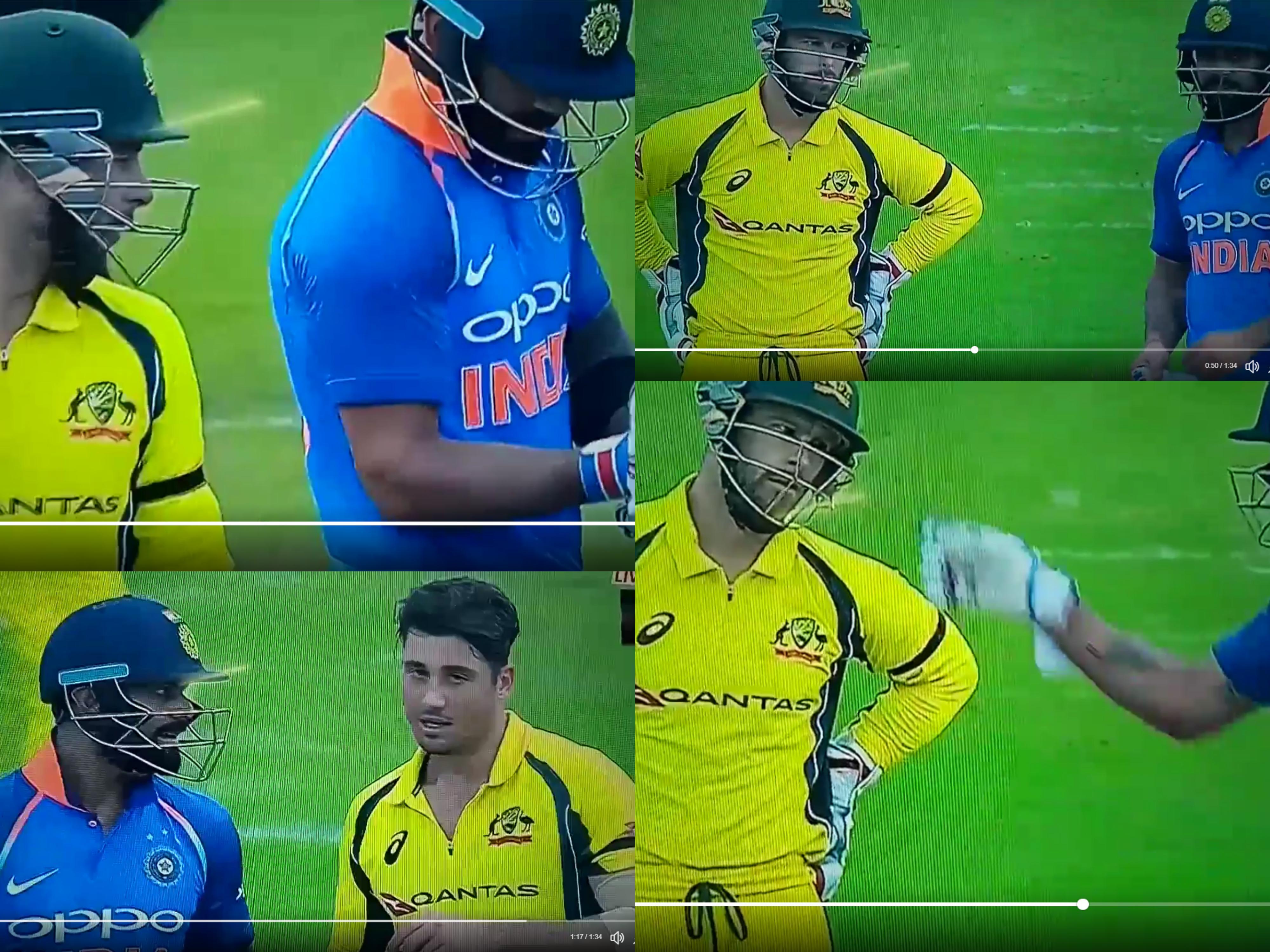 वीडियो: दुसरे मैच में ऑस्ट्रेलिया के खिलाफ दिखा विराट कोहली का गुस्सा और फिर जो हुआ वो काफी चौकाने वाला था 1