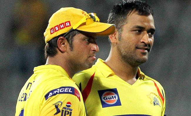 धोनी के सबसे करीबी साथी सुरेश रैना ने ही लगा दिया धोनी पर आरोप, कहा मैदान पर गुस्से में ऐसे शब्द बोलते है धोनी 3