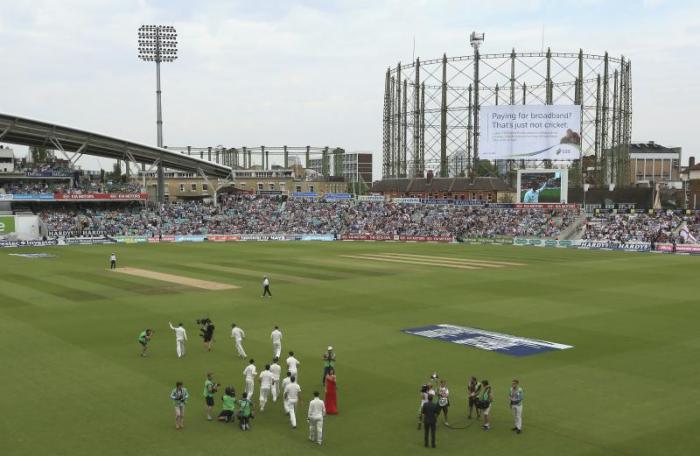 इंग्लैंड के ओवल मैदान पर हुआ शर्मनाक हरकत, रद्द करना पड़ा रोमांचक मैच 3