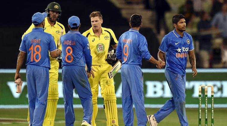 12 सितम्बर को पहले भिडंत के लिए चेन्नई पहुँची ऑस्ट्रेलियाई टीम 2