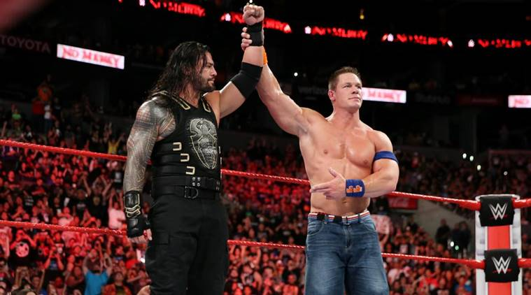 WWE NEWS: रोमन रेन्स ने जॉन सीना को नहीं बल्कि इस रेस्लर को बताया अपना फेवरेट प्रतिद्वंदी 2