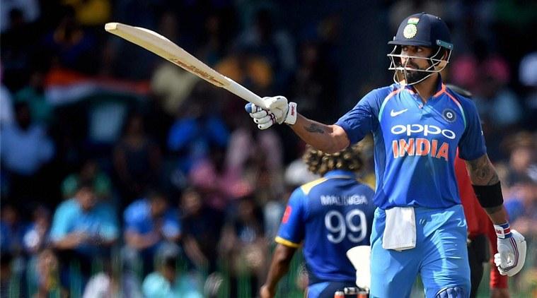 विराट कोहली ने श्रीलंका के खिलाफ टी-20 मैच में इस मामले में सुरेश रैना को किया पीछे 14