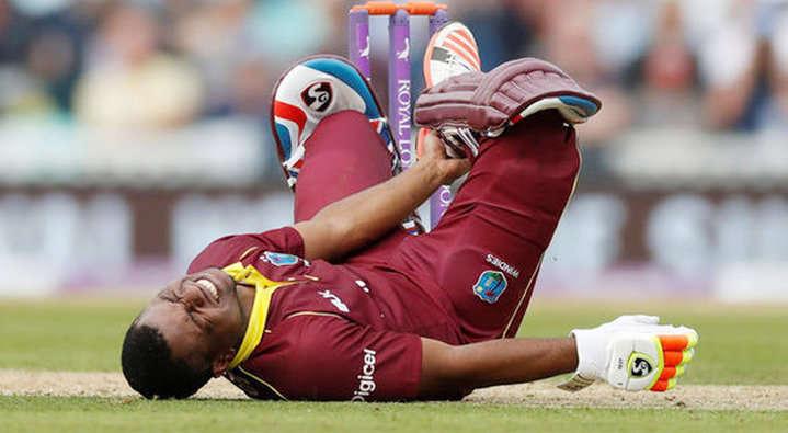 OMG ! एक खतरनाक योर्कर से घायल हुआ यह बल्लेबाज, वरना टूट जाते कई ऐतिहासिक रिकार्ड्स 1