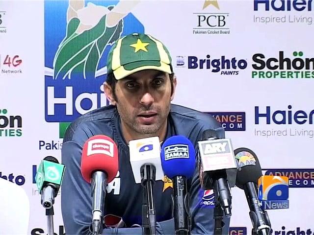 पाकिस्तानी के पूर्व कप्तान मिस्बाह-उल-हक ने पीसीबी और आईसीसी के अलावा क्रिकेट खेलने वाले अन्य देशो से की ये मांग 13