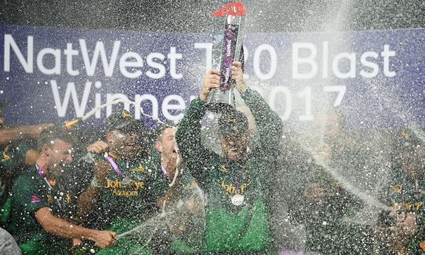 समित पटेल की शानदार पारी की बदौलत नॉटिंघमशायर ने जीता नेटवेस्ट टी20 का पहला खिताब 7