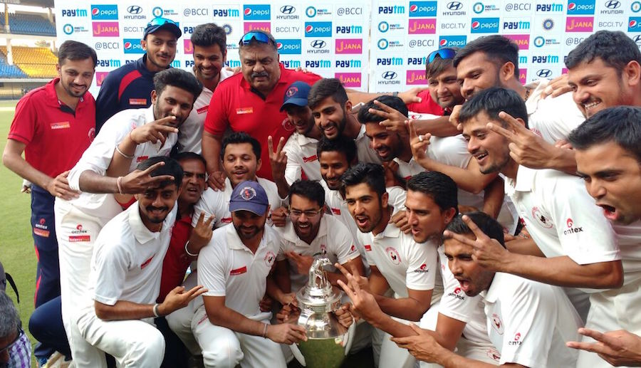 गुजरात क्रिकेट संघ ने अपनी टीम पर रुपयों की बरसात, अध्यक्ष अमित शाह ने दी बधाई, कही ये बात 5