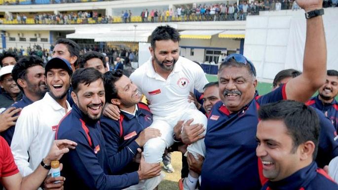 गुजरात क्रिकेट संघ ने अपनी टीम पर रुपयों की बरसात, अध्यक्ष अमित शाह ने दी बधाई, कही ये बात 1