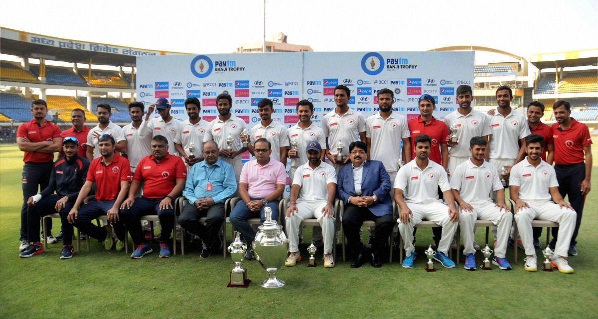 गुजरात क्रिकेट संघ ने अपनी टीम पर रुपयों की बरसात, अध्यक्ष अमित शाह ने दी बधाई, कही ये बात 2
