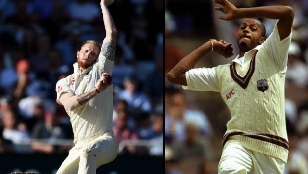 इस इंग्लिश कप्तान को बेन स्टोक्स की गेंदबाजी को देख आ गई कैरेबियाई महान गेंदबाज कर्टनी वाल्श की याद 5