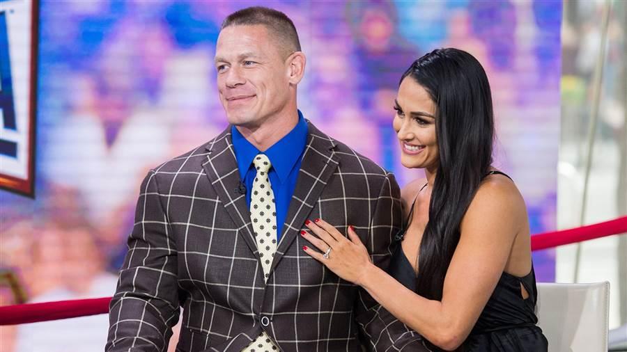 WWE NEWS: जॉन सीना ने फिर दिखाया कि वे हैं अपनी होने वाली पत्नी के गुलाम, निकी बेला के लिए किया ये