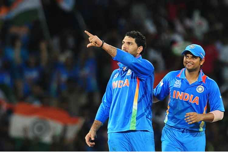युवराज और रैना की वापसी पर खुलकर बोले वीरेंद्र सहवाग, क्या होगी भारतीय टीम में दोनी की वापसी 3