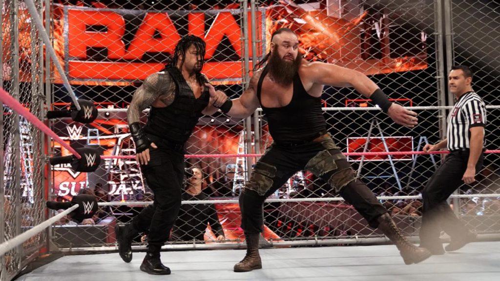 WWE NEWS: ...तो क्या अंडरटेकर की हार का बदला लेने के लिए केन ने किया रोमन रेन्स पर हमला 1