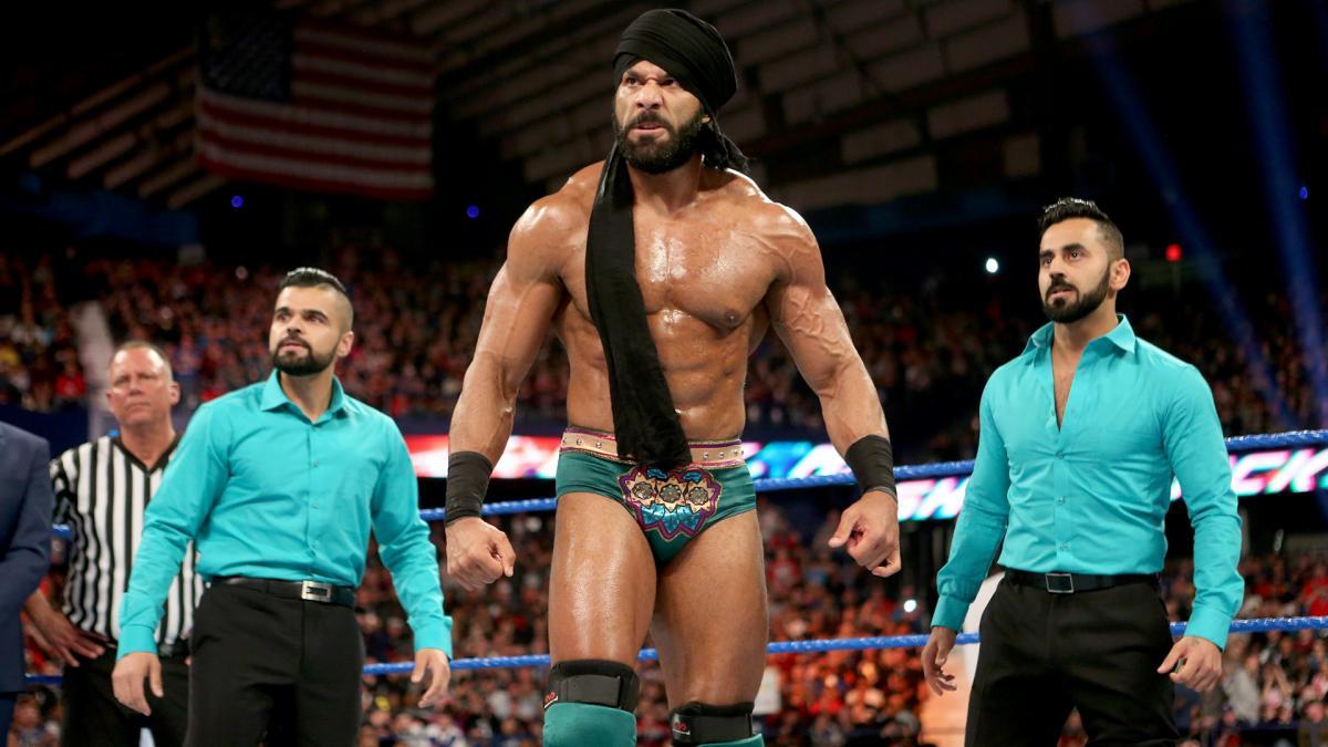 WWE NEWS: हमेशा सिंह ब्रदर्स की मदद से जीतने वाले जिंदर महल की नई स्टोरीलाइन का हुआ खुलासा 1