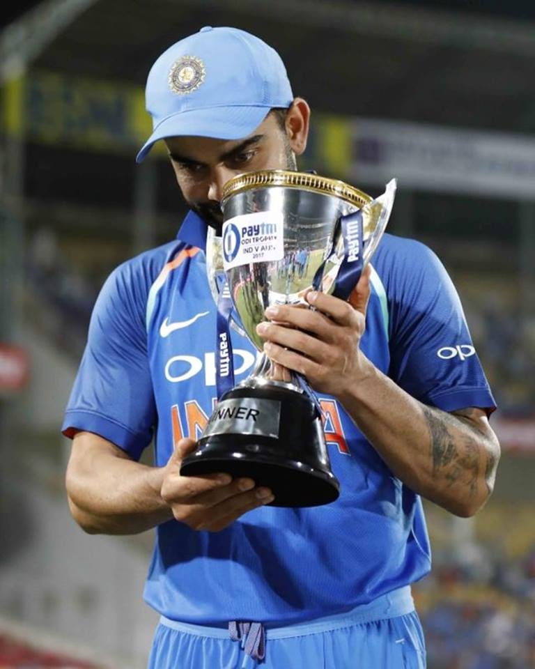 रांची में इन 3 बदलाव के साथ ऑस्ट्रेलिया के खिलाफ पहले टी-20 में उतरेंगे कप्तान विराट कोहली 3