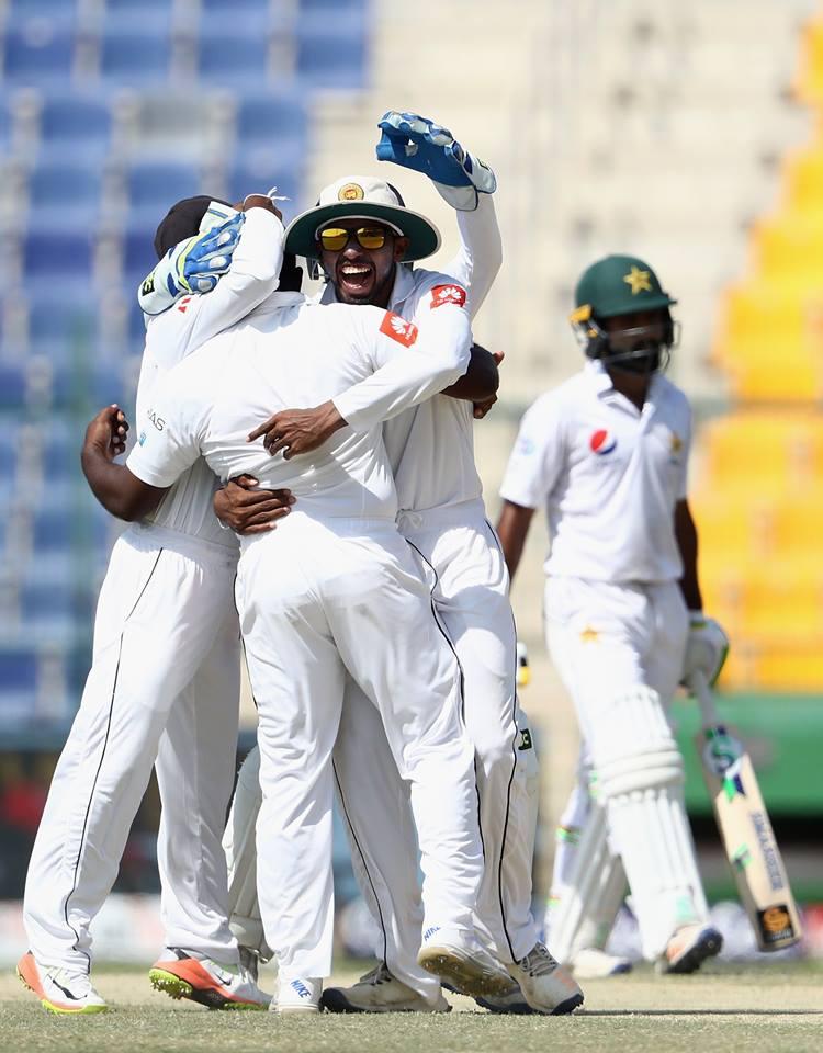 पाकिस्तान के खिलाफ मिली रोमांचक जीत के बाद,  एंजेलो मैथ्यूज ने डिकवेला नहीं बल्कि इस खिलाड़ी को दिया जीत का पूरा श्रेय 3