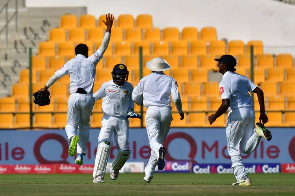 पाकिस्तान के खिलाफ मिली रोमांचक जीत के बाद,  एंजेलो मैथ्यूज ने डिकवेला नहीं बल्कि इस खिलाड़ी को दिया जीत का पूरा श्रेय 5