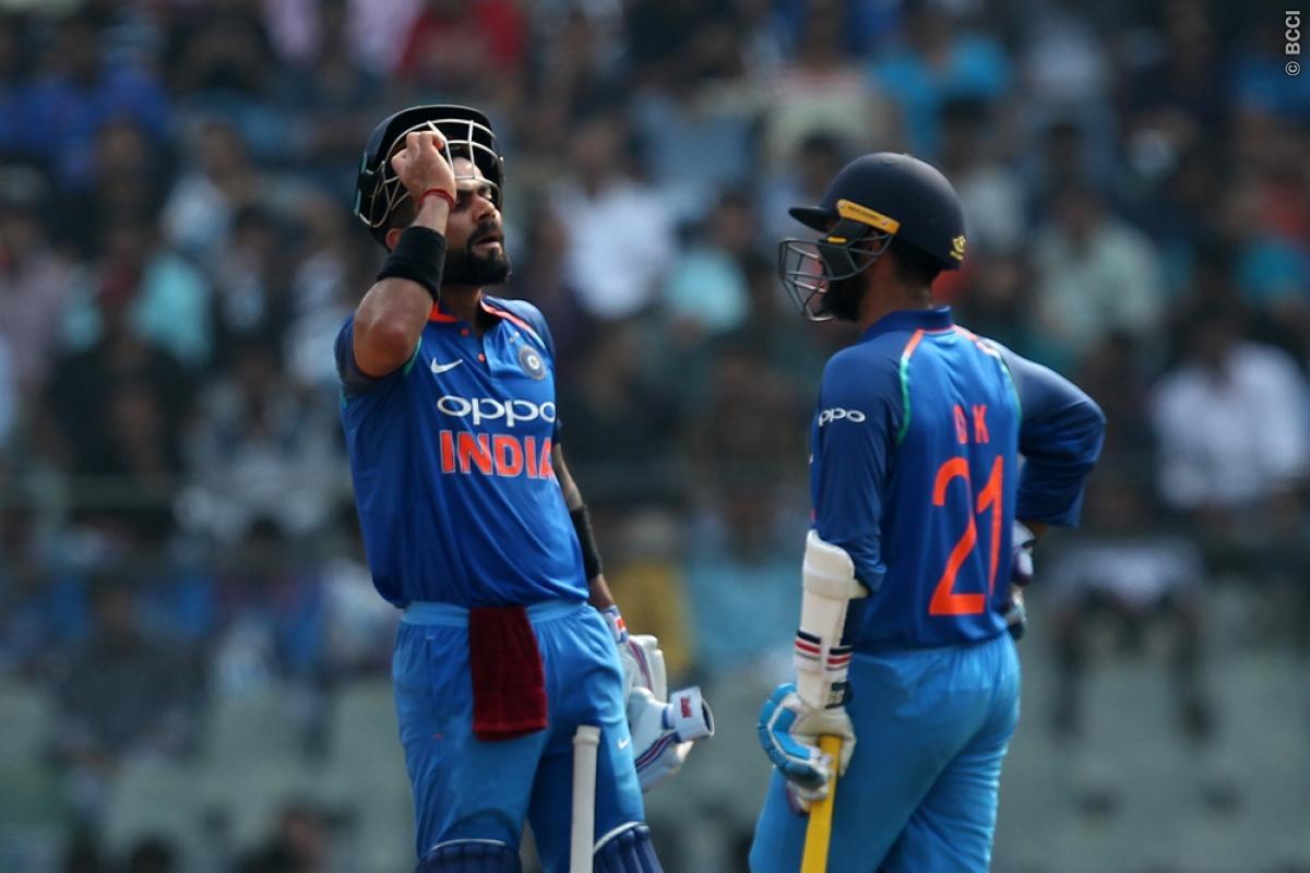 INDvNZ: किवी टीम के खिलाफ मिली शर्मनाक हार के बाद कप्तान कोहली का का टूूटा सब्र का बांध, इनके सिर फोड़ा हार का ठीकरा 4