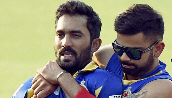KKRvsRCB: बैंगलोर के खिलाफ पहले ही मैच से पहले कार्तिक ने बताया कैसे देंगे कोहली की आक्रमकता का जवाब 1